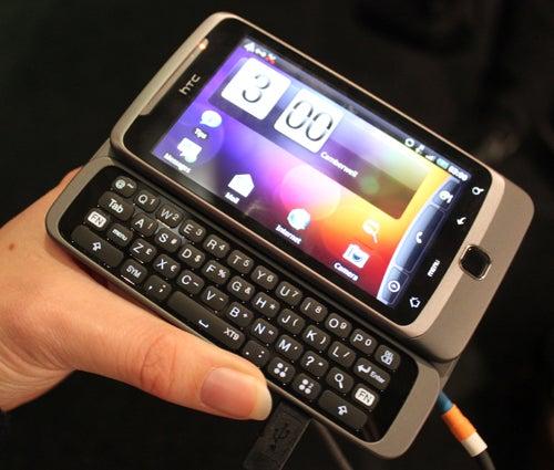 HTC Desire Z Gallery
