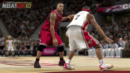 Yao Ming to Play This Season, if 2K10 Has Anything to Say About It