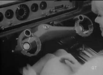 Get Ready For The Future Of Vehicle Steering, 1965 Style: Ford's Wrist Twist