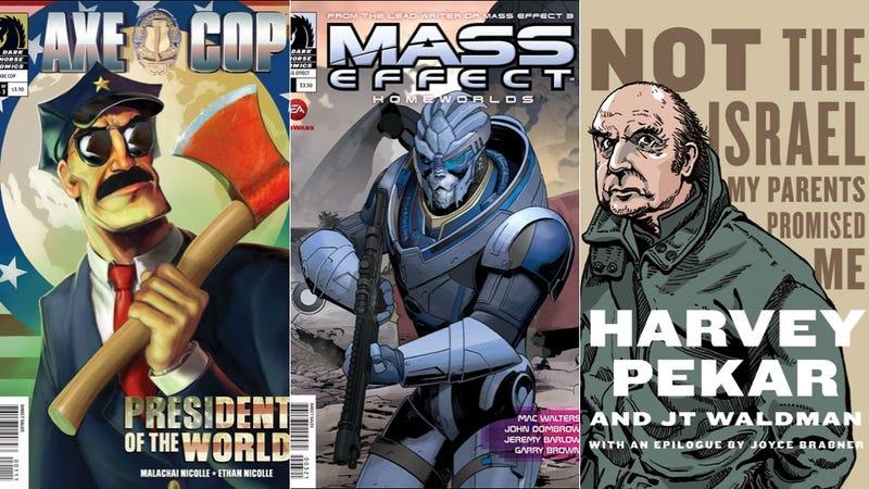 Five Comics That Will Make You Nostalgic This Week
