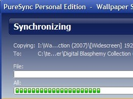 PureSync Makes File Backup and Synchronization Simple