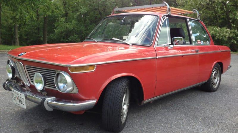 1967 BMW 1602: The Jalopnik Classic Review