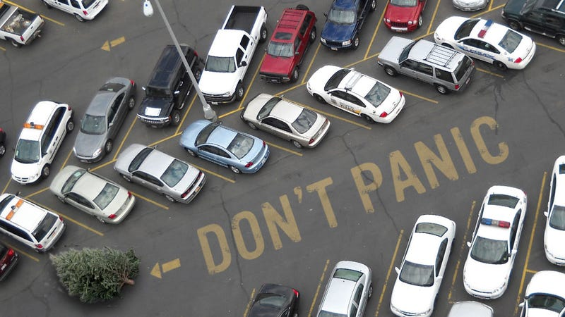 How To Win The Holiday Parking Game