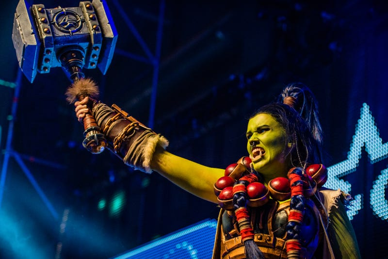 The Best Cosplay From 2015's Biggest LAN Party