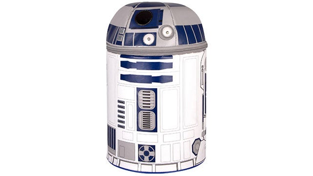R2D2 Just Ate Your Lunch