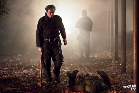 Arrow Episode 1.11 Promo Photos
