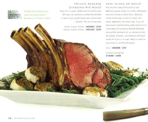 Mother's Day At Dean & Deluca: Cake, Pie (And Rib Roast)