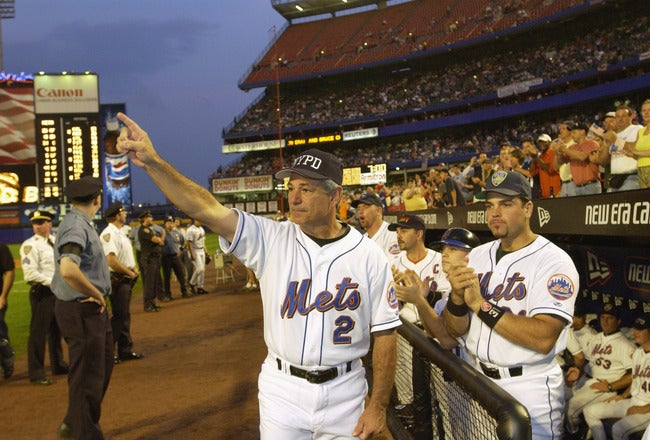Bobby Valentine Says The Yankees Didn't Help Out After 9/11. Really?