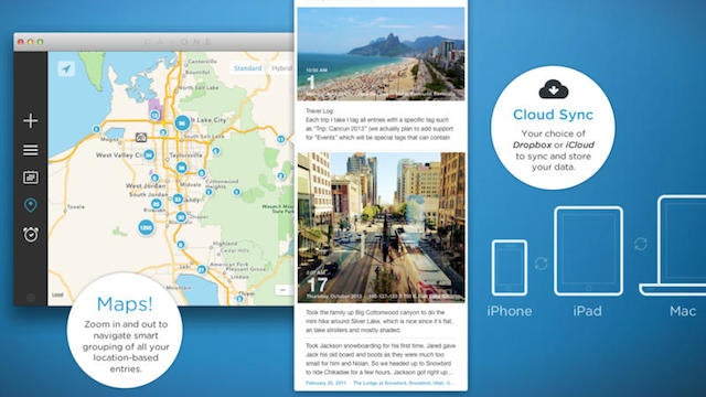 Day One for Mac Updates with Maps Integration, Filters, and More