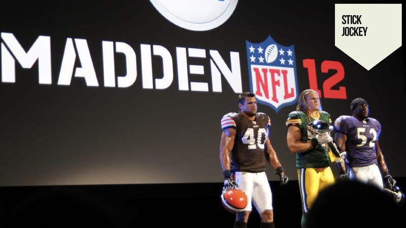Facing the Lockout, Madden and NFL Fans Seek a Common Refuge