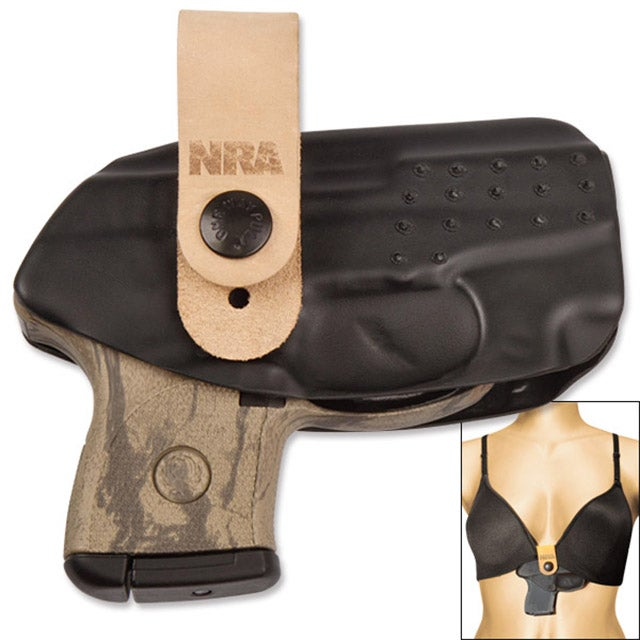 Bra Holsters and Open-Carry Hipster Towns: Today in Crazy Gun News
