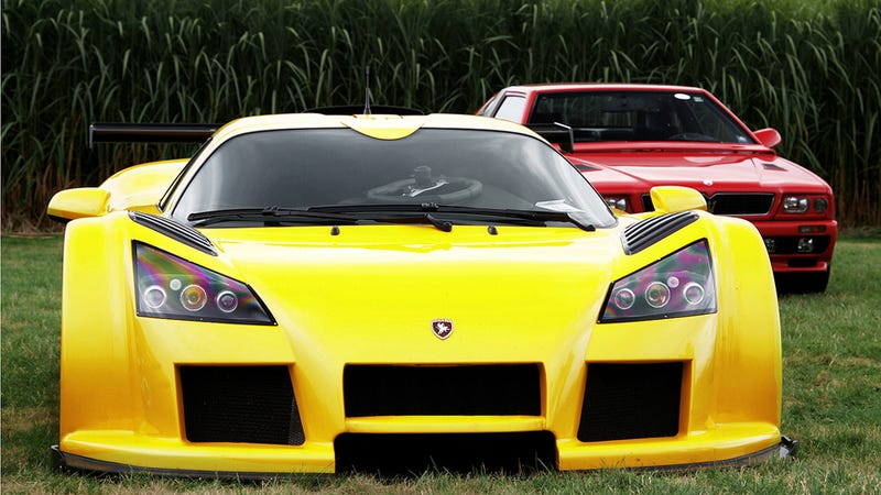 COTD: Gumpert Apollo Edition