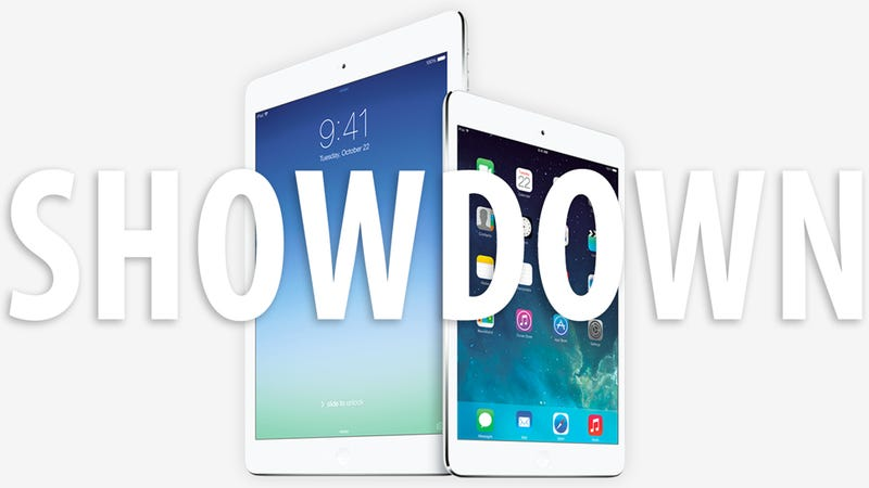 iPad Air or iPad Mini?