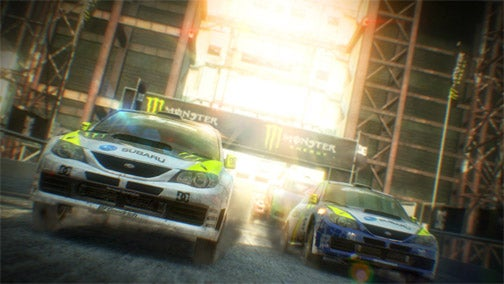 Dirt 2 PC Delayed For DirectX 11