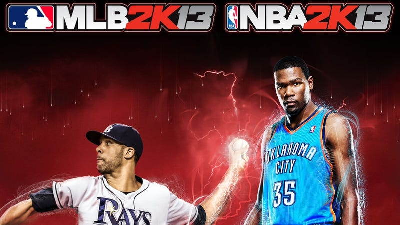 2K Sports Duct-Tapes MLB 2K13 to NBA 2K13 and Sells It For $80