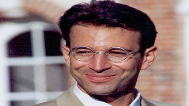 Proxy Baptism of the Day: Daniel Pearl