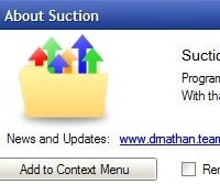Suction Consolidates Files and Folders into One