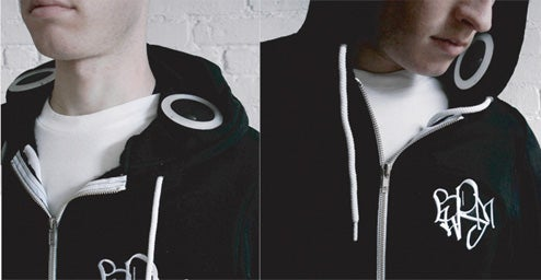 Hood.e Brings Speakers To Your Hoodie Hood