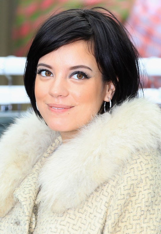 Lily Allen Has A Miscarriage