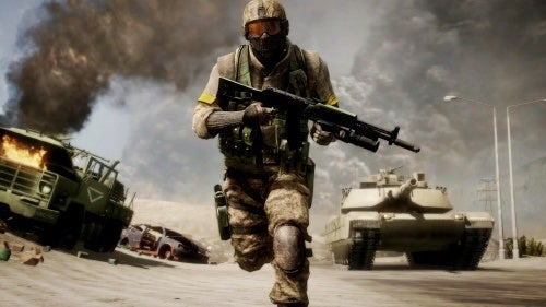 Battlefield: Bad Company Demo — Over 3.5 Million Served