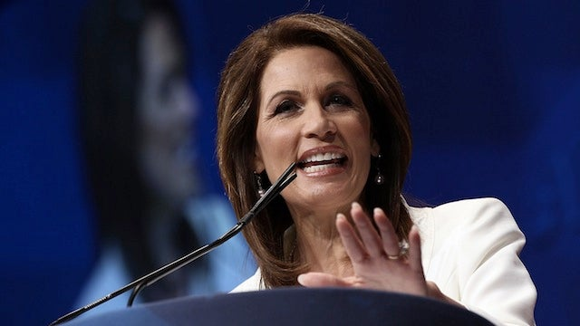 Michele Bachmann's District No Longer Exists, But She's Running for Congress Anyway