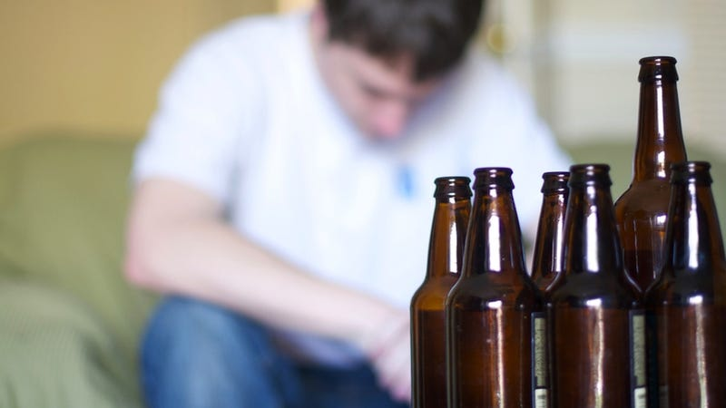 Sorry, Guys: Binge Drinking as a Teen Raises Risk of Early Dementia