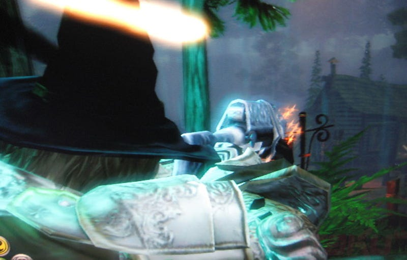 Fable 2 Gets A Halo Assault Rifle