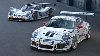 Porsche has so many