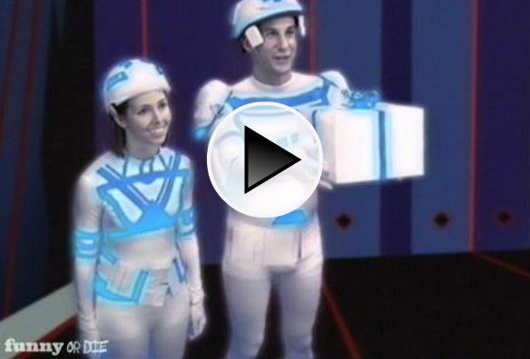 This 1982 Tron Holiday Special Really Should've Existed