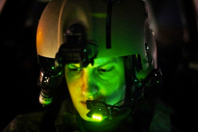 Apache Copters Get New Targeting System That Uses Infrared to Detect Muzzle Flashes