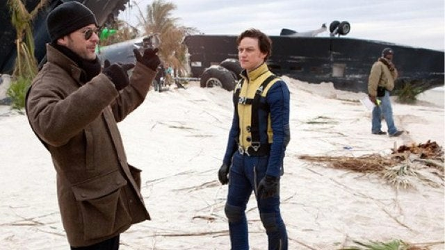 Matthew Vaughn bails out of the X-Men: First Class sequel