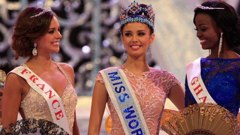 'I'm an RPG-Kind-of-Girl' Says Newly Crowned Miss World