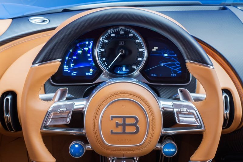 'Bugatti Chiron: This Is It' from the web at 'http://i.kinja-img.com/gawker-media/image/upload/s--TLsoD9K_--/c_scale,fl_progressive,q_80,w_800/yog77wtzwtygsjsyjdvj.jpg'