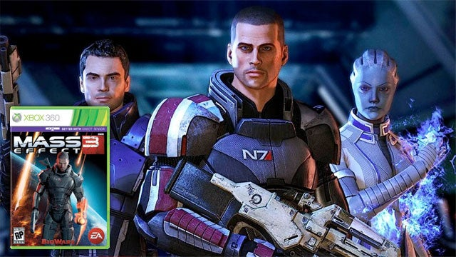 Mass Effect 3 Voice Control Makes You a Devil, Enables Pause-Free Combat