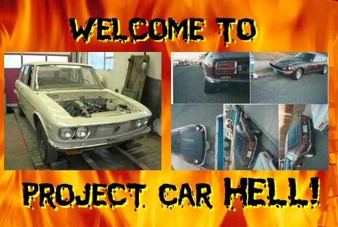 Project Car Hell, Co-Prosperity Sphere Edition: Nissan Fairlady Or Mazda Luce?