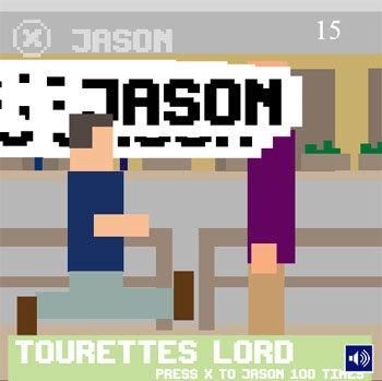 Jason! Jason! Jason! Jason! Jason! Jason! Jason!