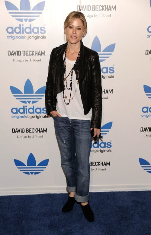 Effortless Style At Beckham/Adidas Bash