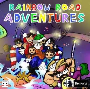 Shiryu Music: Rainbow Road Adventures Rocket Starts!