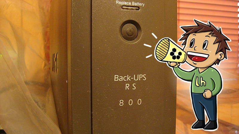 What's the Best Battery Backup/UPS?