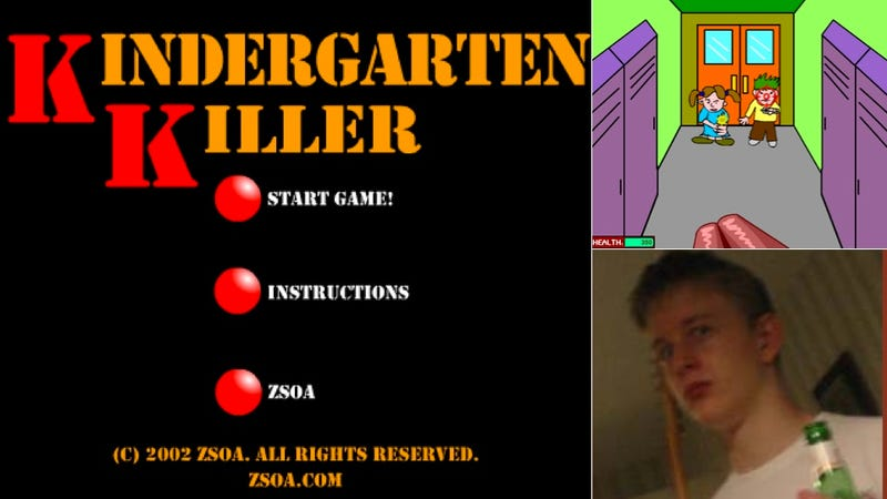 So Who Made Kindergarten Killer, Anyway?