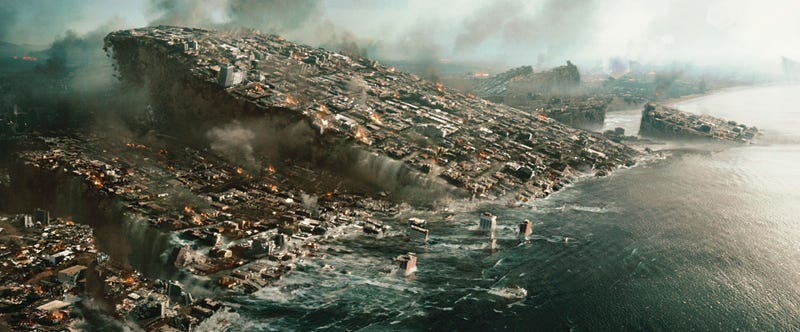 30 Awesome Disaster Movie Money Shots