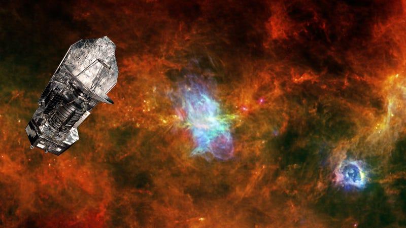 Farewell Herschel Space Telescope, We'll Miss You!