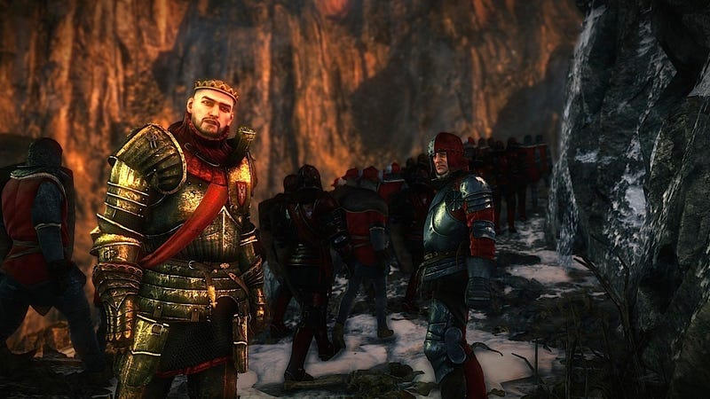 Trust Us, Install The Witcher 2 to the 360's Hard Drive, Says Studio