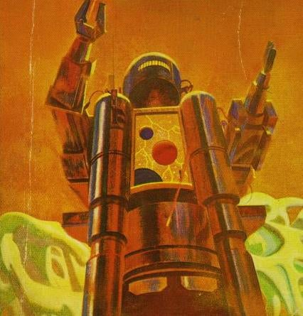 The Publisher Who Refused To Publish Asimov's Foundation And I, Robot Books