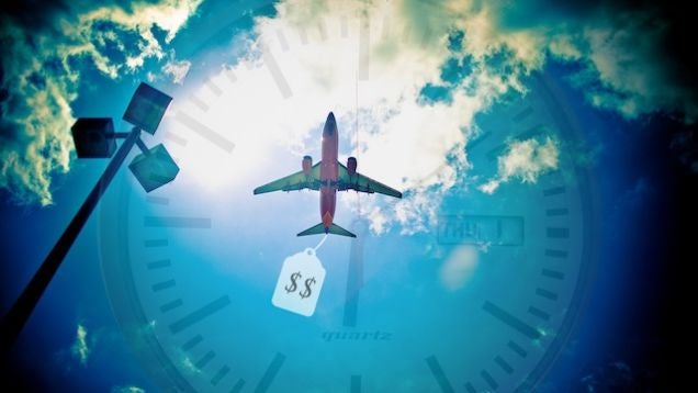 The Clock Is Ticking: How to Save Money Booking Your Holiday Travel