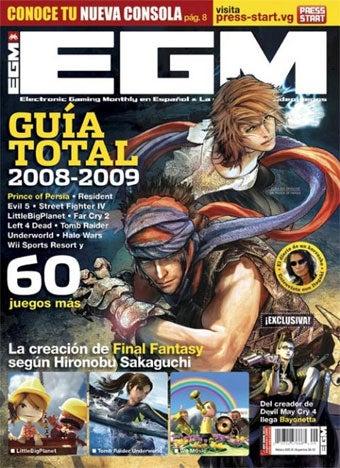 EGM En Español Is Dead