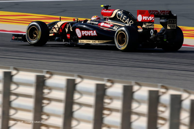 Bahrain Gran Prix Qualifying in Pictures