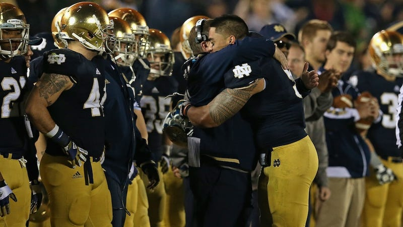 Manti Te'o's Dead Girlfriend Isn't Real, And Everything Else You Need To Know About One Of The Craziest Sports Stories Ever