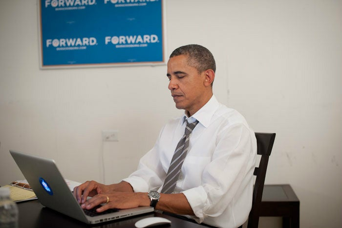 Obama Grants Interview to Racist Teen Nude Picture Website