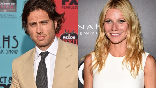 Gwyneth Paltrow Is 'Openly' Dating Glee Producer 'Behind Closed Doors'